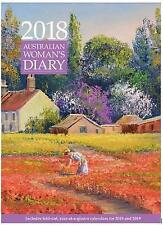 Australian Woman's Diary 2018 by Kingsford/Hinkler, NEW, Postage Included
