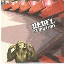 (CE320) Rebel Territory, Falling For You - 2011 DJ CD