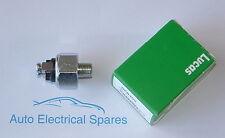 """lucas 31082 SPB400 hydraulic brake light switch SCREW TERMINALS 1/8"""" x 27NPTF"""
