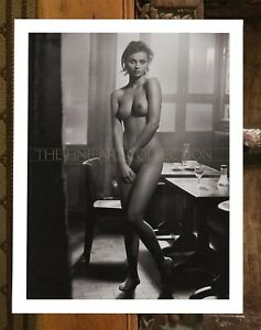 FINE ART PRINT - Nude in Paris - LIMITED Edition Collection!