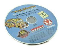 The Magic School Bus on the Ocean Floor Joanna Cole CD (2011) Disc Only