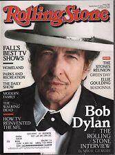 Rolling Stone September 27 2012 Bob Dylan, Green Day w/ML EX 121815DBE2