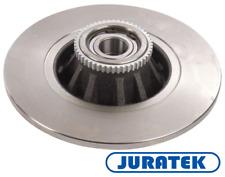 For Vauxhall - Vivaro 2001-14 Rear Brake Disc (Single) W/ ABS Ring & Bearings
