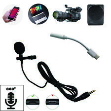 Mini Portable Clip Lapel microphone For Android phone and Recording Video #6