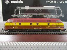 B-Models AC H0 Diesellok BR 1820 der SNCB Digital Sound in OVP