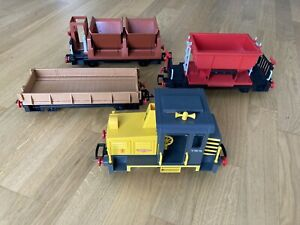 Playmobil LGB Eisenbahn Spur G