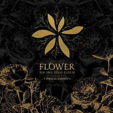 [XIA] 3RD SOLO ALBUM [FLOWER] SPECIAL EDITION CD+DVD+Photobook (JYJ) (XIA JUNSU)
