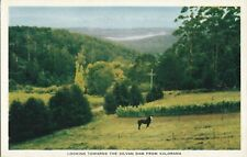 APC219) PC Looking Towards the Silvan Dam from Kalorama, Victoria, Nucolorvue