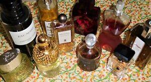 LICORICE Fragrances Smoke and Incense : 10 samples + bonus