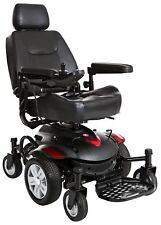 Modern Stylish Compact Titan AXS Mid-Wheel Electric Powerchair Wheelchair 4mph