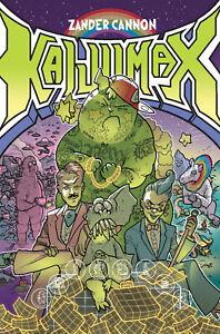 Kaijumax Volume 5 Season 5 TPB Softcover Graphic Novel