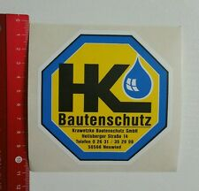 ADESIVI/Sticker: HK costruzioni protezione (050416173)