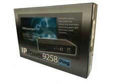IP Power 9258T Network IP AC Power Controller w Ping and Reboot ,New