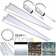 DELight® 2 PACK LED Shop Light 40W 5000K Fixture Garage Utility Ceiling Light