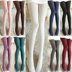 Fashion Women Winter Thick Knitted Pantyhose Stockings Cotton Warm Long Socks AS