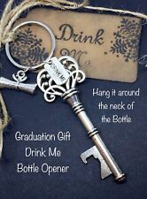 Graduation Gift,Key Bottle Opener,Personalised Gift,Gift For Him,Well Done,