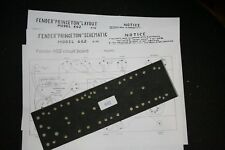 6G2 Princeton circuit board Fender style
