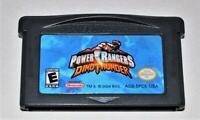 POWER RANGERS: DINO THUNDER NINTENDO GAMEBOY ADVANCE SP GBA