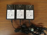 + lot of 3 HP 0950-4392 Printer AC Power Adapter 120V~500mA~60Hz