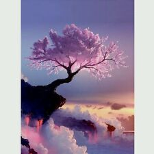 Cherry Tree DIY Diamond Painting Mosaic Kit Picture