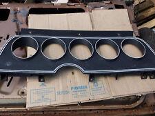 1972 Gran Torino Instrument Cluster Bezel Ranchero D2GF-10B883-AA Camera Case