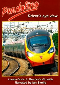 Pendolino: London Euston to Manchester Piccadilly - Driver's Eye View  *DVD