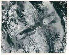 1955 The Nautilus Begins its Dive Original News Service Photo