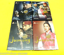 ~NEW~ Jumong Vol. 1, 2, 3 & ~NOB~ Vol. 4 [YA Entertainment, KOREAN DVD BOX SETS]