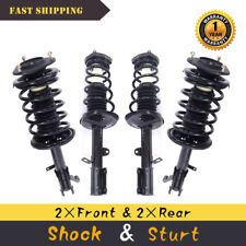 For 93-02 Toyota Corolla Complete Strut Shock Assembly Front Rear Left Right Set