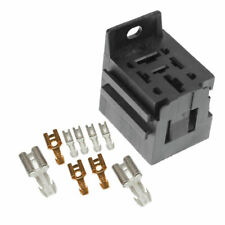 9 PIN MAXI RELAY BASE HOLDER SOCKET FOR 4, 5, 9 PIN MAXI RELAYS WITH TERMINALS