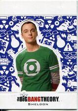The Big Bang Theory Season 5 Standee Chase Card CS-02 Sheldon