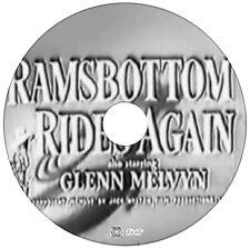Ramsbottom Rides Again - Western Comedy - Arthur Askey Glenn Melvyn - 1956