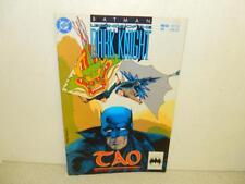 VINTAGE COMIC-DC COMICS- BATMAN LEGENDS OF THE DARK KNIGHT #52 OCT.1993 GOOD-L30