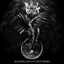BESTIAL RAIDS - Master Satan's Witchery CD, NEU