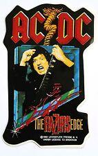 AC/CD THE RAZORS EDGE ADESIVO ANNI '90