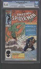 Amazing Spider-Man #277 CGC 9.4 W