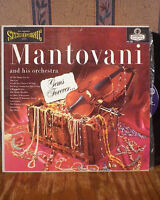 Mantovani Gems Forever LP London FFSS blue back original VG