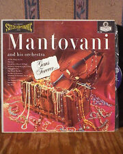 Mantovani Gems Forever LP London FFSS blue back original VG