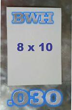 "8"" X 10""  Aluminum Sublimation Photography Blanks, dye sub blanks, signs, white"