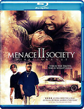 Menace II Society: The Director's Cut (1993) New   Sealed   Blu-ray