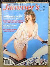 JAMMER'S #16 HANDBOOK FOR HARLEY-1983 FROM MILL BLAIR FOUNDER OF EASYRIDER.