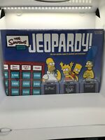 The Simpsons Edition 2003 Jeopardy! Board Game- New in Plastic