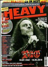 Heavy Metal Zeitschriften über Musik, Tanz & Theater