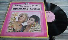 HERMANAS AGUILA ESTOY PENSANDO EN TI MEXICAN 3 X LP BOLERO