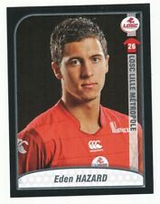173 EDEN HAZARD ⚽ ROOKIE BELGIQUE CHELSEA LILLE LOSC STICKER PANINI FOOT 2010