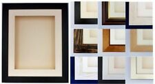 Wooden Rectangle 3D Box/Deep Picture Frames