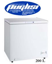 Congelatore a Pozzo pozzetto HighTec 200 L Lt Litri Classe A+ Freezer NO Ocean
