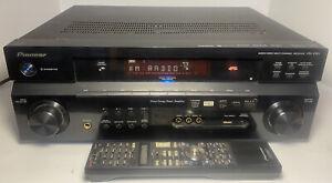 Pioneer AV Multi-Channel Receiver VSX-918V bundled With Remote