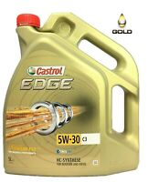5W 30 Castrol Edge C3 Titanium FST 5 Liter Motoröl Dexos 2 Mercedes Renault VW