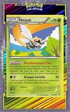 Ninjask - XY6:Ciel Rugissant - 10/108 - Carte Pokemon Neuve Française